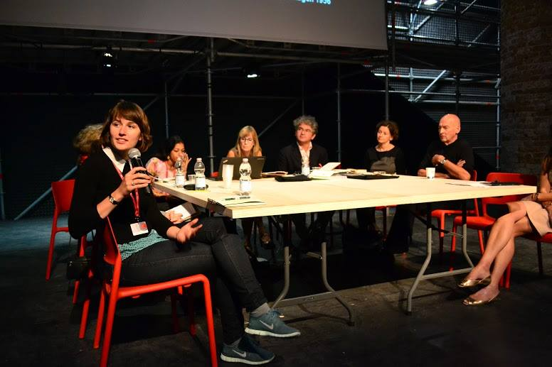 Round table debate at Architecture in Translation at the 2014 Venice Architectural Biennale, weekend special.